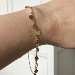 Jewelry - Gold ankle chain